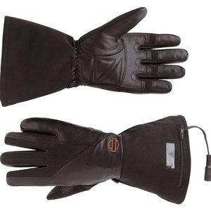 Harley-Davidson  - Women Heated Gloves / sz. S